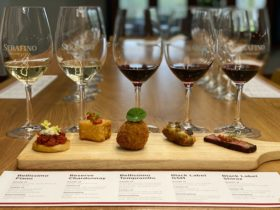 Serafino Cellar Door Tasting Flights