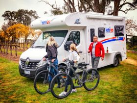 Let's Go Motorhome & Bike hire - Ideal for the family