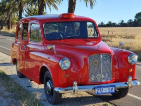 A fun way to tootle around The Barossa