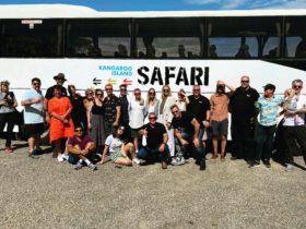 Private charter with Kangaroo Island Safari