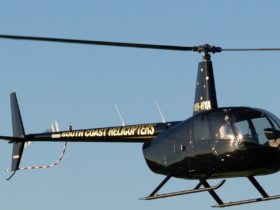 Adelaide Helicopters R44