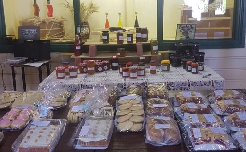 Some of our local fresh baked goods for sale