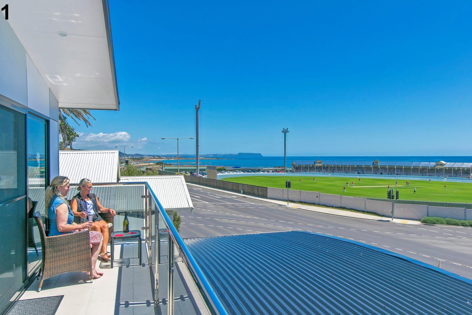 Burnie by the Bay Holiday Apartments with sea views