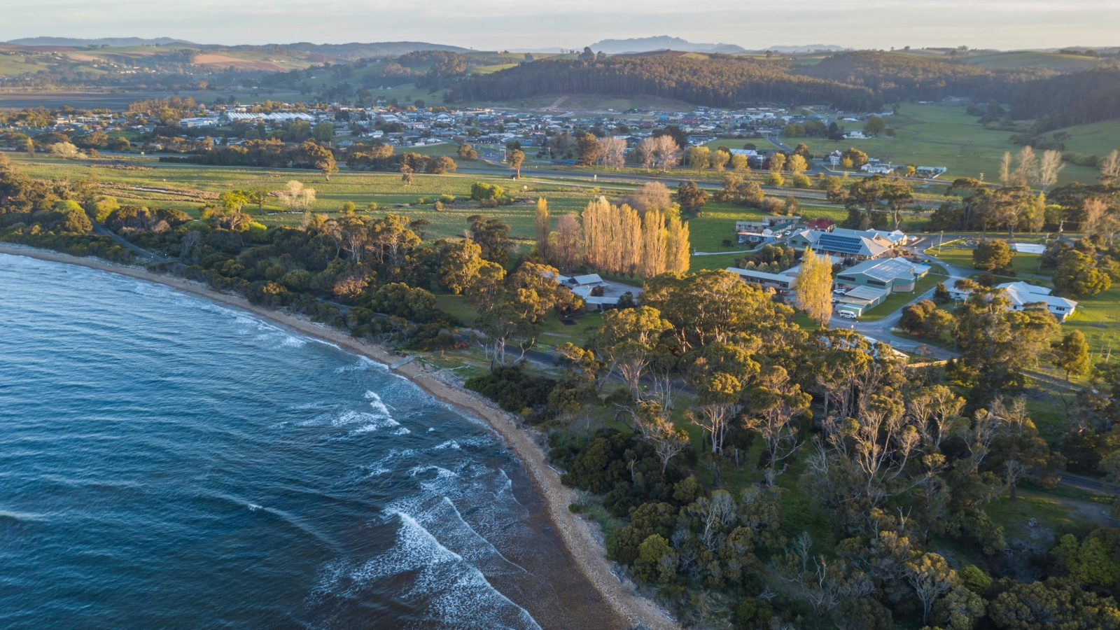From Bass Strait to Mount Roland