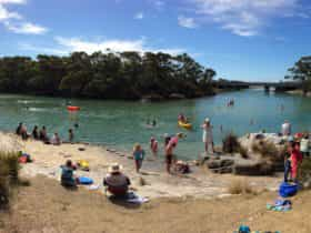 Crayfish Creek Recreation Summer time