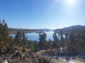 View from Dan's Cul na Saith