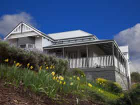 House on the Hill Bed and Breakfast