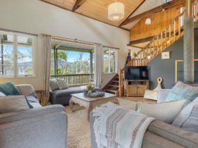 Mandala Bruny Island Living Room
