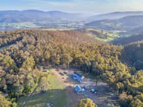 Pilgrim Hill and the Huon Valley
