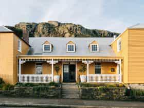 Luxury accomodation in Stanley