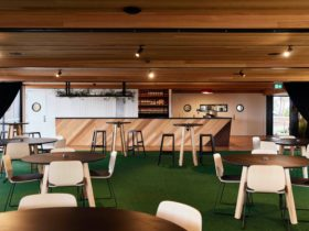 Banksia Room at Spring Bay Mill - multi-faceted function room