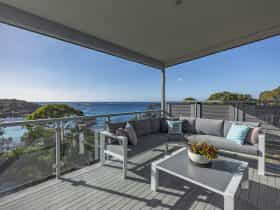The Cove Bay of Fires - Balcony
