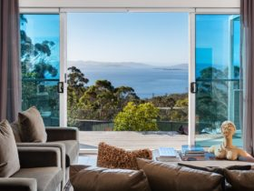 Prepare to be captivated by the water views