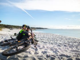 Bay of Fires Trail, MTB, St Helens Mountain Bike Trails