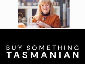 Buy something tasmanian