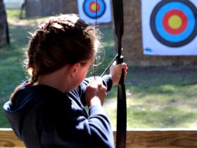 Camp Clayton Archery Range