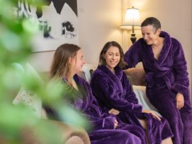 Day Spa group booking - Hens Party