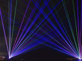 Laser Lights Bicheno Beams