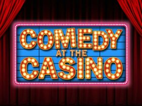 Comedy at the Casino