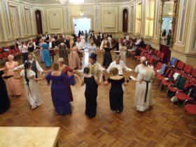 Derwent Regency Festival with Van Diemen's Angels et al