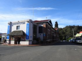 Visitor Centre and Town Hall, Geeveston