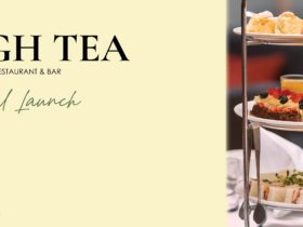 High Tea at the Avenue Restaurant & Bar