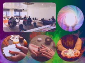New exhibitors are welcome. Readers Crystals, Natural Therapies, Free Reiki Demonstrations.