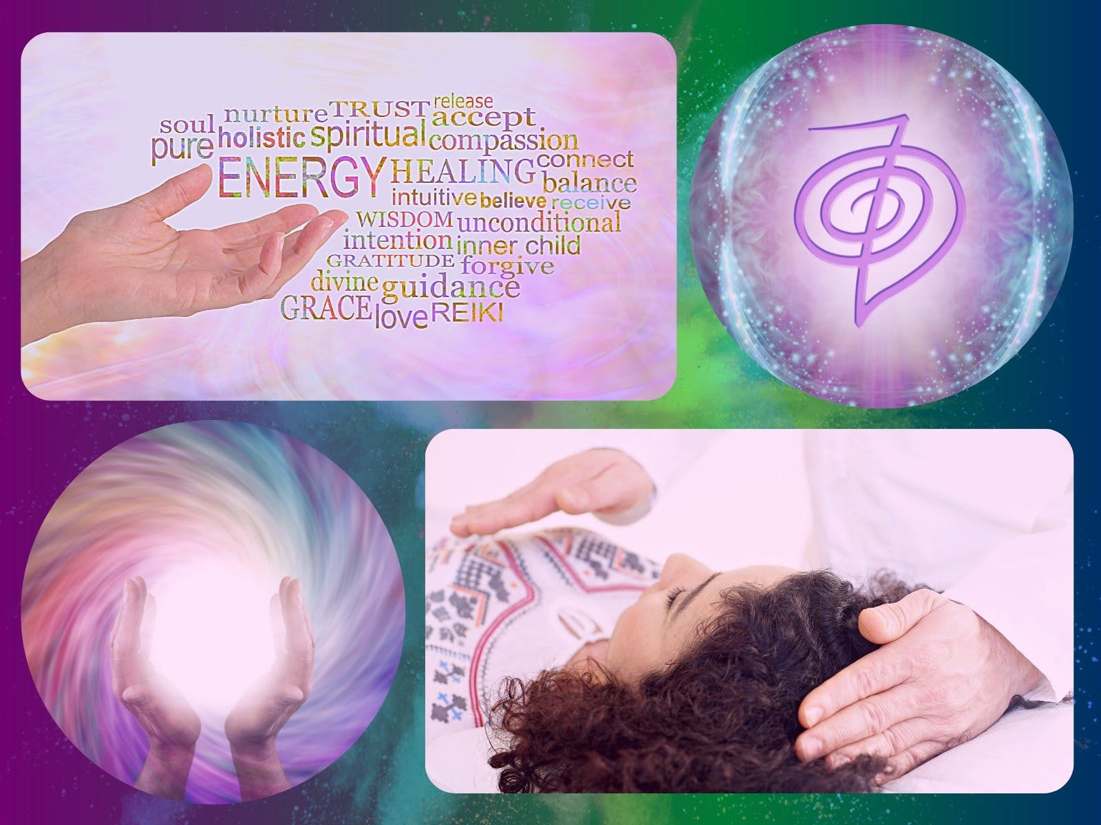 Reiki means Spiritual Lifeforce Energy that empower to heal one's self.