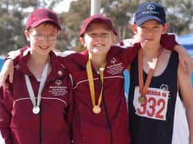 Special Olympics Australia Junior Athletes