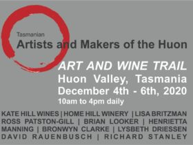 Tasmanian Artist and Makers of the Huon – Art and Wine Trail