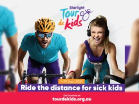 Tour de Kids - Ride the Distance