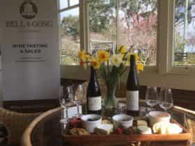 Wine Tasting Table