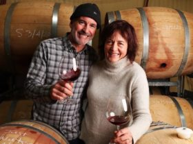 Todd and Gill, Brinktop Wines