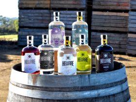 Hellfire Bluff Distillery Gins, Liqueurs & Potato Vodka