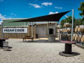 Pagan Cider cellar door