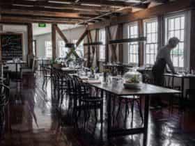 Stillwater Restaurant Launceston Tasmania
