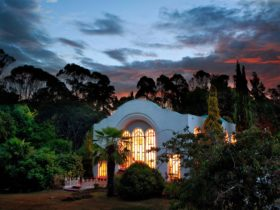 The Tasmanian Food & Wine Conservatory building