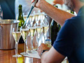 Art of Sparkling Liquoring Trial