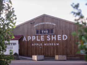 The Willie Smith's Apple Shed
