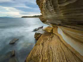 Painted Cliffs