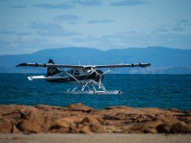 Scenic flight Tasmania