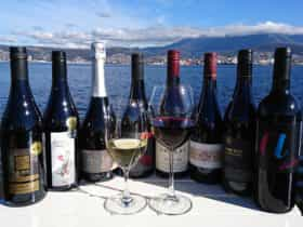 Wines from the Vineyards we Visit