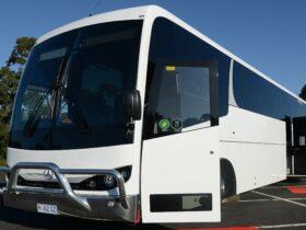 Mercedes Luxury Coach