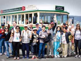 Hobart Explorer Coach Tram Tours