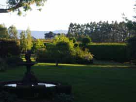 Gardens behind the scenes