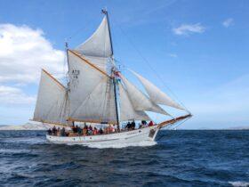 The Julie Burgess – Tall Ship Experiences