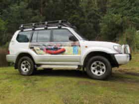 "Prado 7-passenger 4WD ""Franklin"""