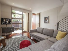 Somerset Terrace - Richmond - Living Area b