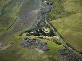 Clifton Lodge Aerial Photo