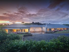 A tranquil retreat set on 12 acres of countryside